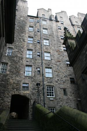 Tenement Royal Mile,Edinburgh