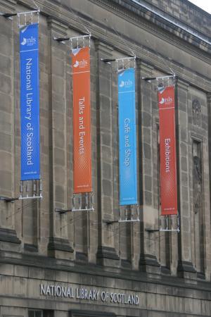National Library of Scotland,Edinburgh